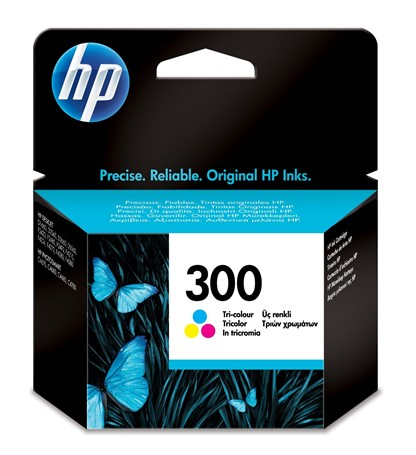HP OEM:CC643EE no300 Tusz Color do drukarek HP