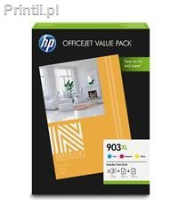 HP OEM: 1CC20AE Tusz Zestaw Color do drukarek Hp