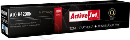 ACJ ATO-B4200N; AT-B4200N Zamiennik:01103402 Toner Black do drukarek OKIB4100,B4200