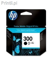 HP OEM:CC640EE Tusz Black no300 do drukarek HP